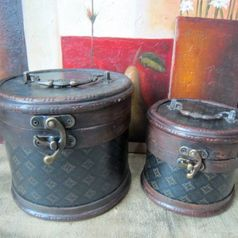 室内-【特价】仿古首饰收纳储物盒 复古小