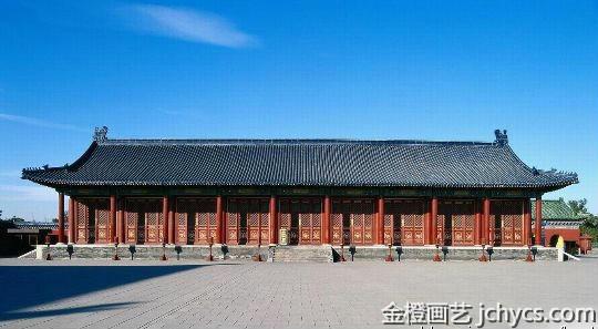 我的世界宫殿设计图》中国宫殿建筑》宫殿建筑图片