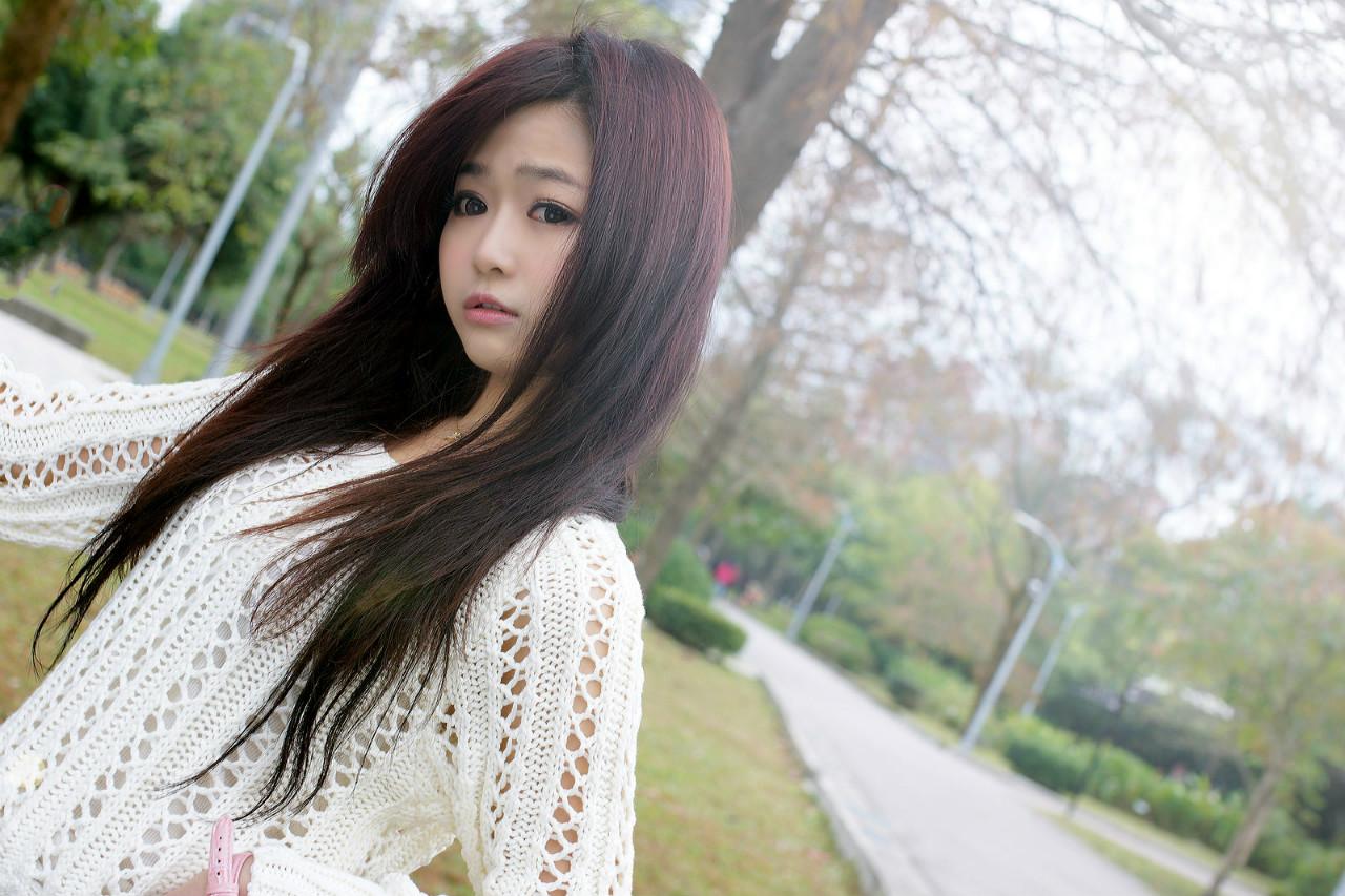 清纯唯美少女小豚高清写真
