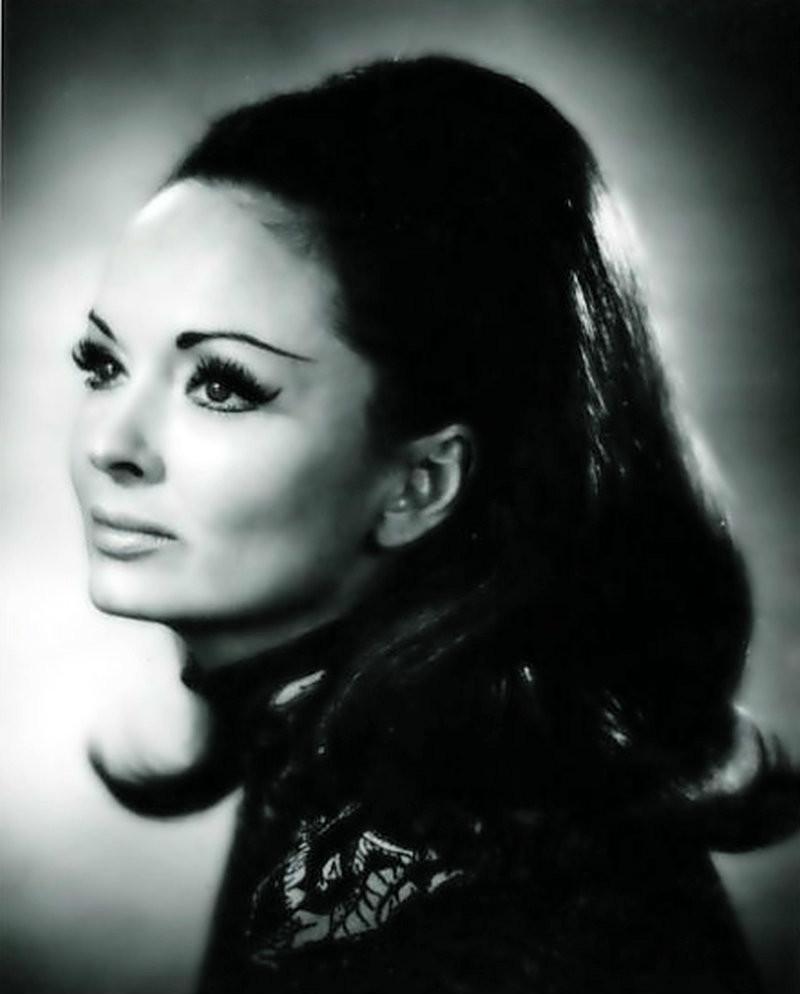 第一代美人鱼―美国好莱坞美女明星安・布莱思