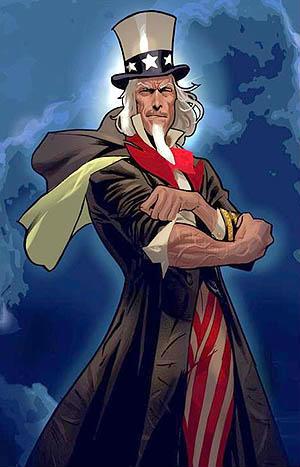 山姆大叔是美国的绰号