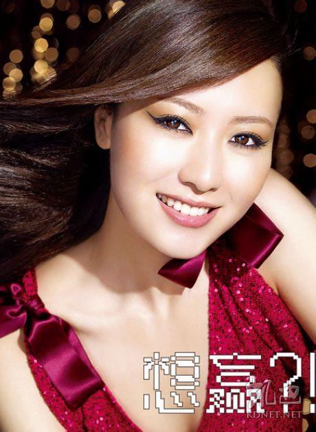 灌水]818红飞翠舞娇美如花新时代女演员:白冰