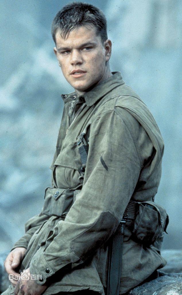 拯救大兵瑞恩图�... Matt Damon