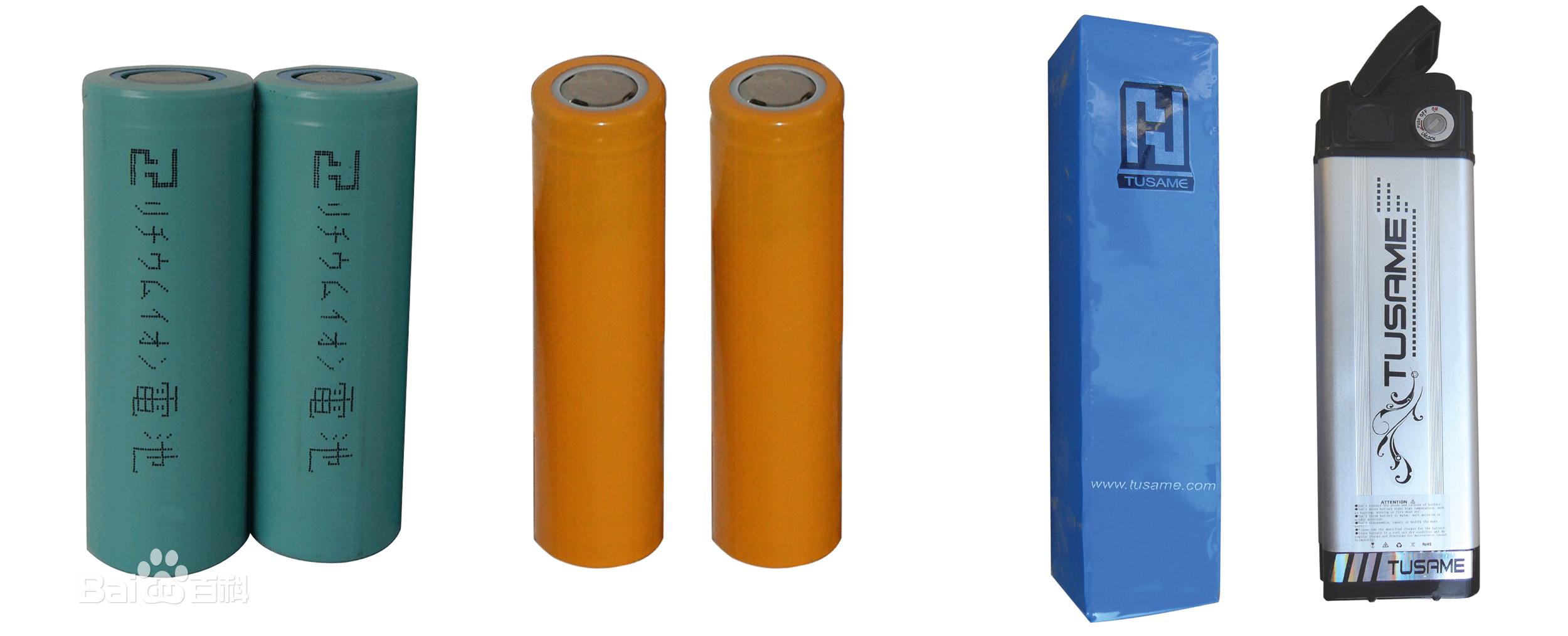 锂电池图片_百度百科