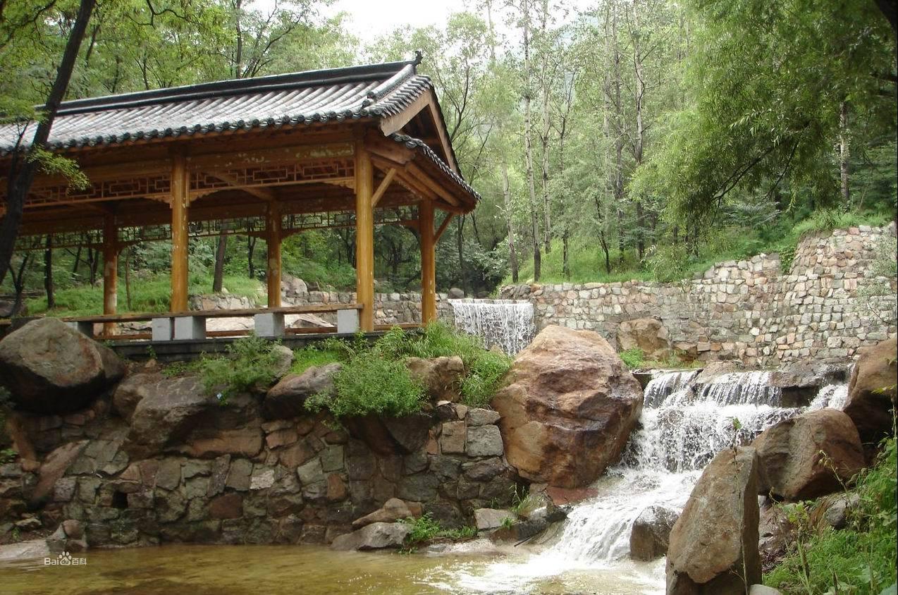 石家庄西山森林公园 百度百科 石家庄西山森林公园 高清图片