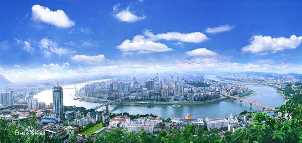 工业重镇之龙城柳州