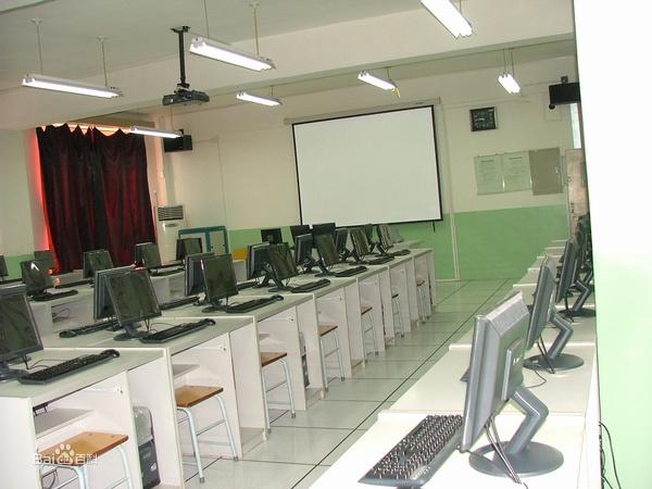 北航附中部分教室
