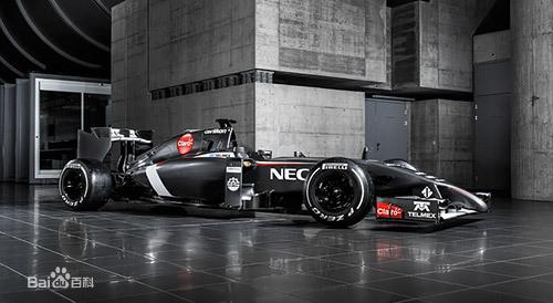 索伯F1车队新车C33