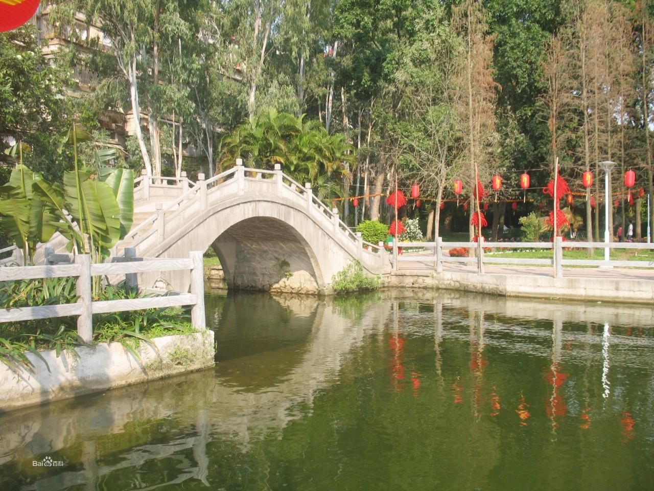 茂名市南香公园_茂名市新湖公园