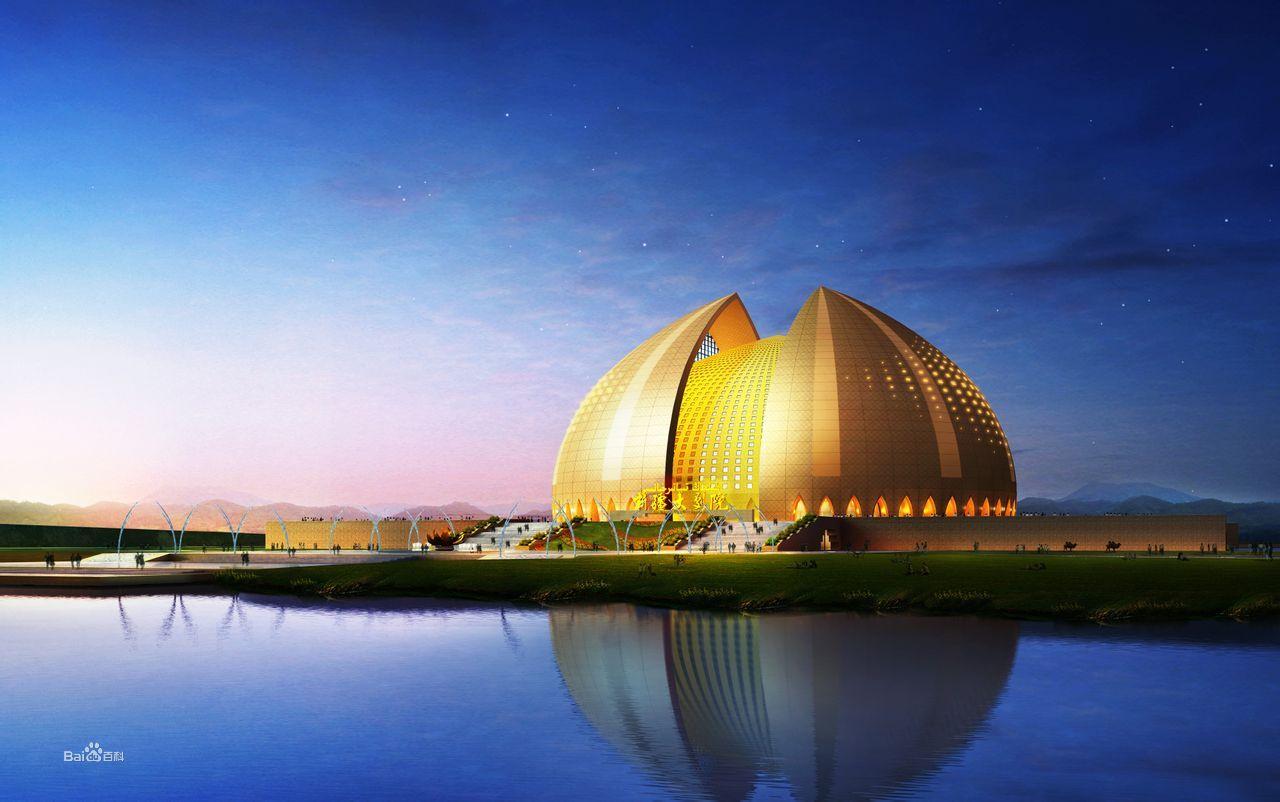 建设背景 印象西域·国际文化旅游产业园 新疆大剧院 2 设计理念 建筑图片