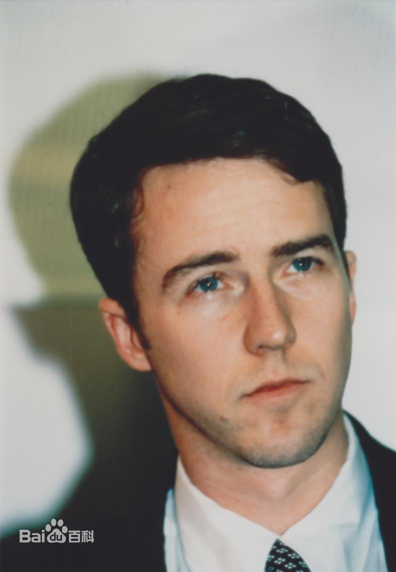 Nominee Edward Norton Brings Wife Shauna Robertson to ...