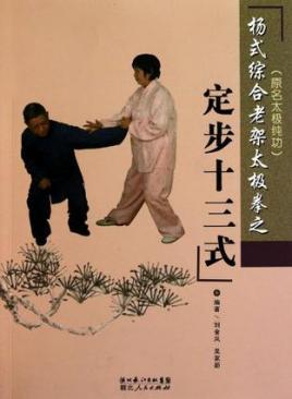 杨式综合老架太极拳之定步十三式图片