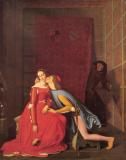 安格尔油画集图片