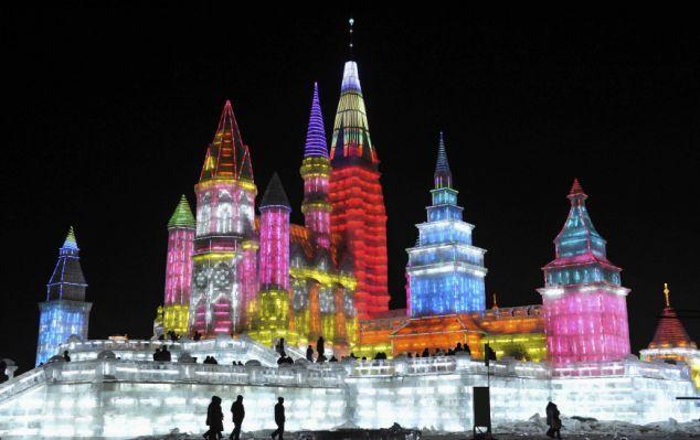 中国·哈尔滨国际冰雪节图片
