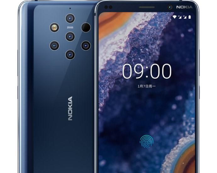 2019年2月28日,hmd在巴塞罗那正式发布了五款安卓智能手机,其中包括图片