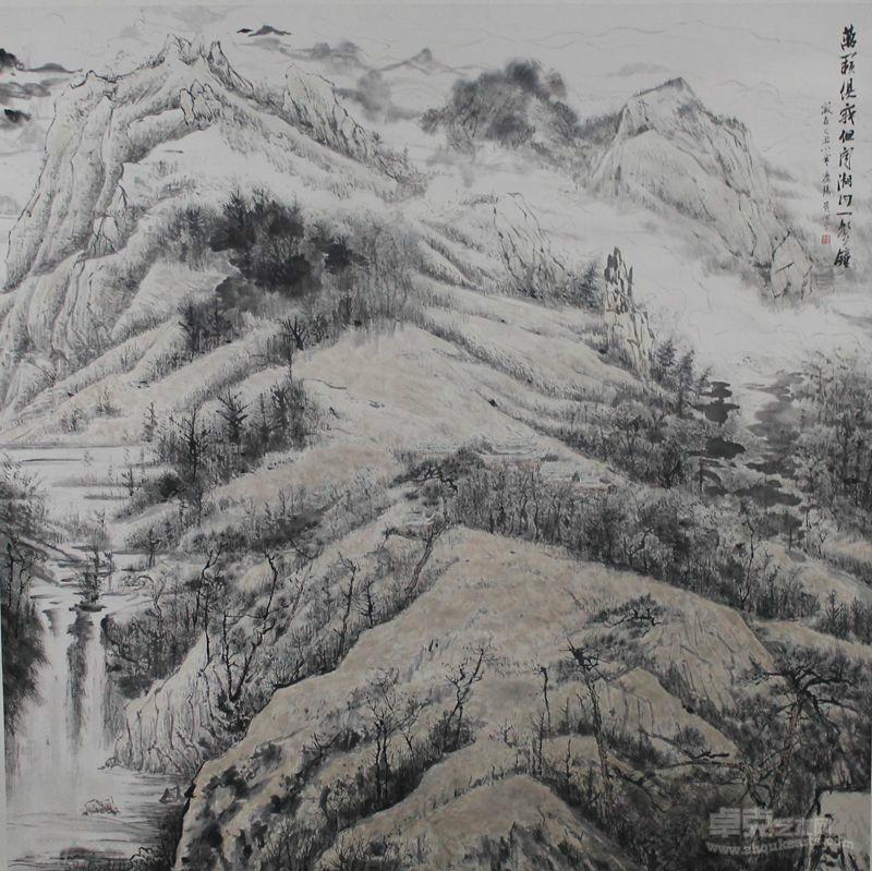 10—),当代著名画家,书法家,安徽合肥人,安徽省美术家协会会员,安徽省图片