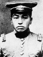青年彭德怀(1922年)