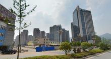 三明市区新貌