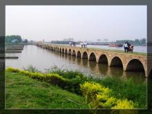 宝带桥风景(二)