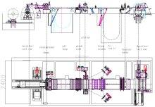分条机结构图