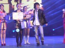 中国偶像冠军张青