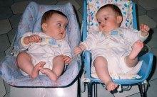 John和Edward小时候