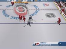 《NHL冰球2007》游戏截图