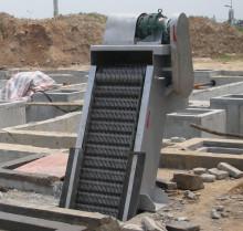 绿烨环保污水格栅机