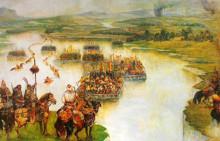 赛约河之战