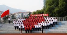2010军训歌咏比赛