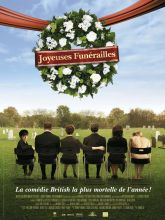 葬礼上的死亡2007版 海报