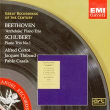 贝多芬大公钢琴三重奏