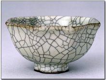 冰裂纹瓷器