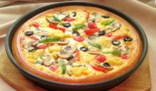 田園蔬菜比薩