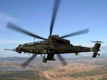 A129武装直升机