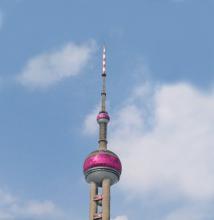電視塔發射天線