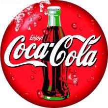 可口可乐英文logo