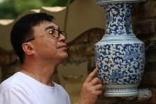张连志和他的收藏品