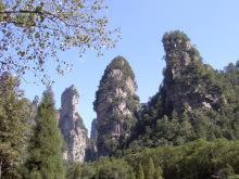 张家界国家森林公园风景