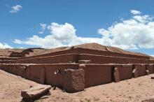 蒂亚瓦纳科古印第安文化遗址