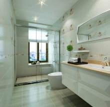 CK瓷砖卫生间铺贴图册