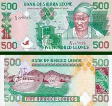 塞拉利昂货币
