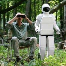 《机器人与弗兰克》剧照截图