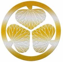 德川家徽 三叶葵