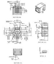 USB3.0接口尺寸标准