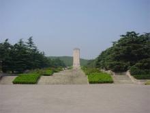 淮海战役烈士纪念塔园林2
