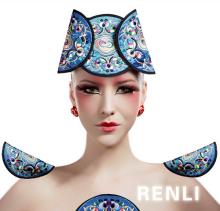 任立化妆造型作品