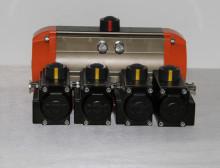 麦德兰气动执行器图片