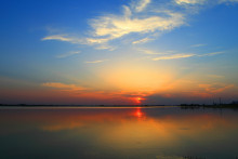 阜宁金沙湖旅游度假区高清大图