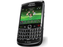 黑莓手机外观